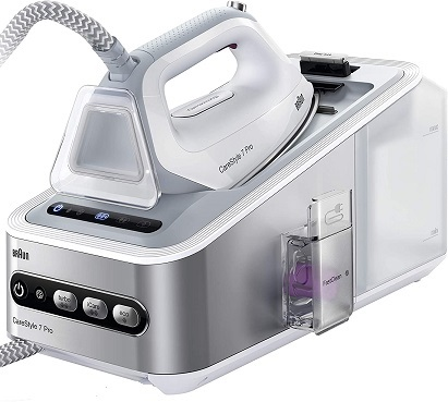 braun CARESTYLE 7 is7155WH